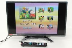 BN-24DT10H24V型液晶テレビ2016年製【M035】